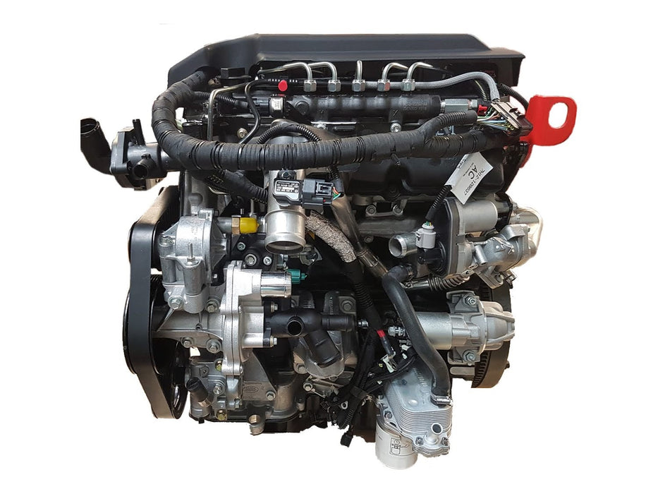2.2 Tdci PUMA ENGINE FOR LAND ROVER DEFENDER - FULLY DRESSED - LR055432FD