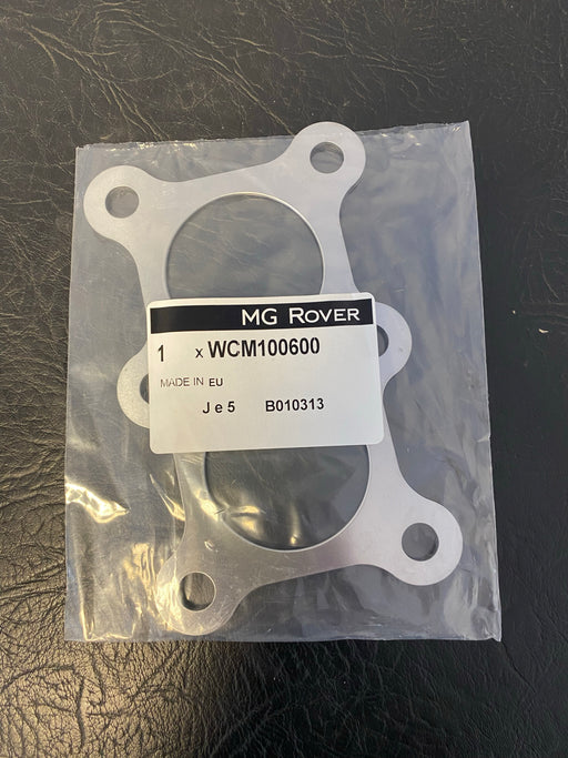 WCM100600 - MANIFOLD TO DOWNPIPE EXHAUST GASKET - GENUINE MG ROVER