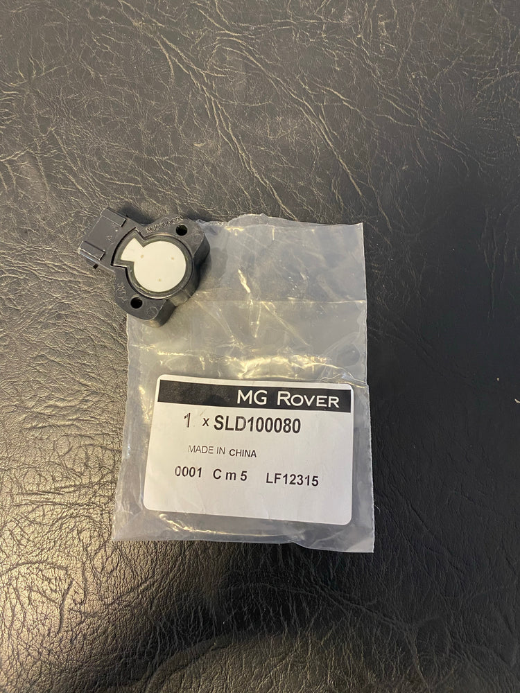 SLD100080 - GENIUNE THROTTLE POTENTIOMETER - MG ROVER