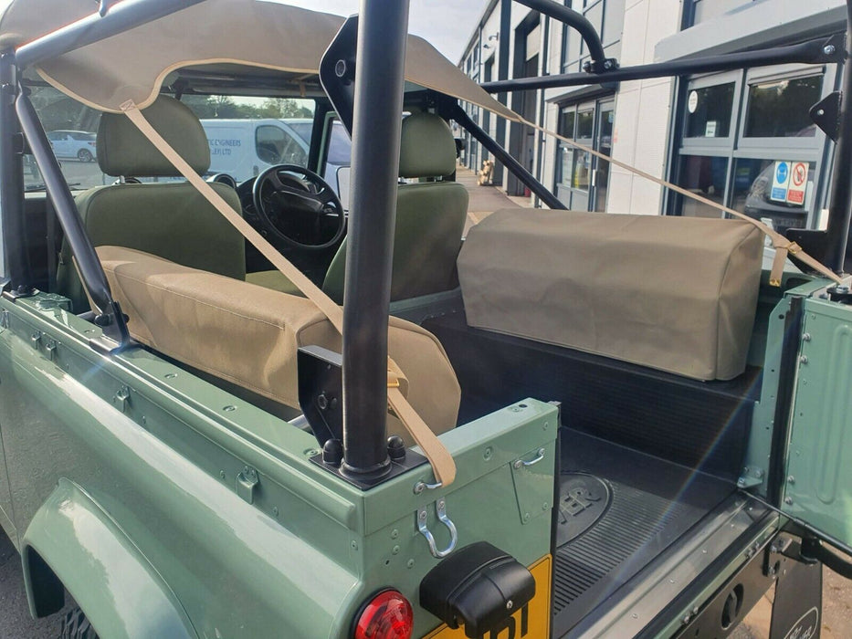 LAND ROVER DEFENDER 90 2.2 TDCi SOFT TOP 2012