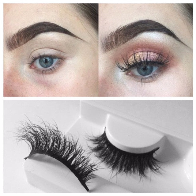 Tried our 3D Glam Mink Falsies yet?