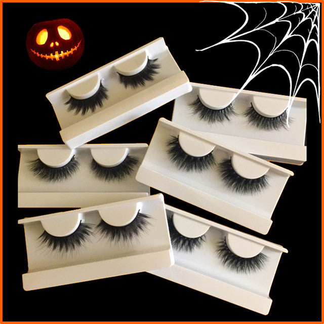 What are the best Halloween false lashes?