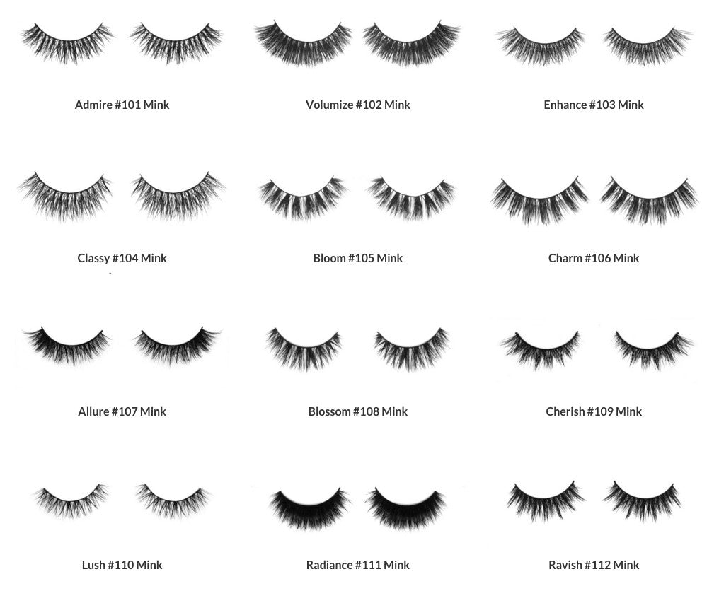 Multipack Minx Collection - PRO-Lashes
