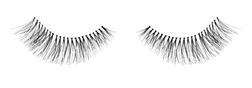 PRO-Lashes #P201 false eyelashes - Eyelashes for Make Up Artists