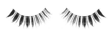 PRO-Lashes #P202 false eyelashes - Eyelashes for Make Up Artists