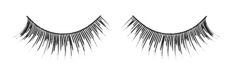 PRO-Lashes #P205 false eyelashes - Eyelashes for Make Up Artists
