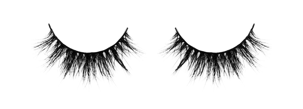 Desire #122 3D Mink Eyelashes - 3D False Lashes