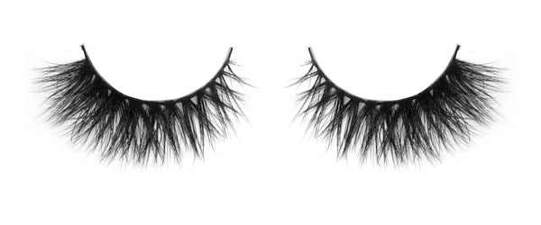 Enchant #124 3D Mink Eyelashes - 3D False Lashes