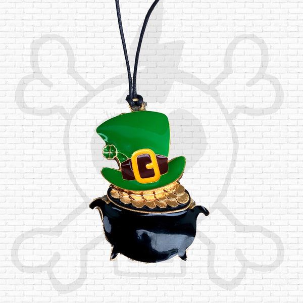 Pot of Gold Necklace