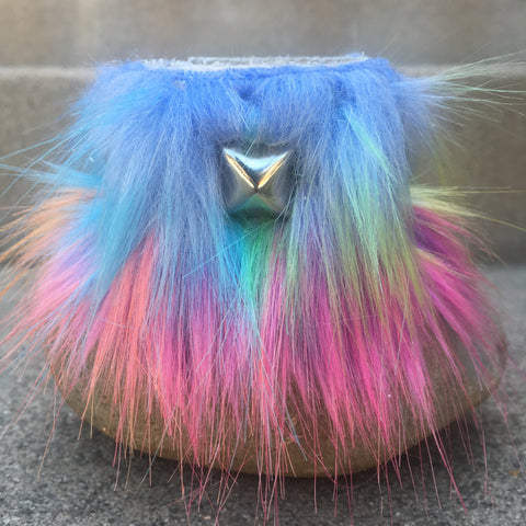 Just FUR Fun: Rainbow