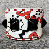 Pop Kiss Studded Cuff