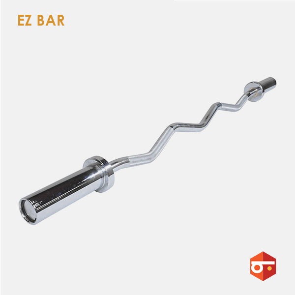 Benched Fitness EZ Curl Bar