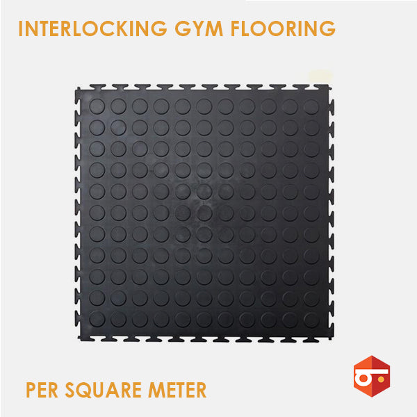 New Interlocking Gym Flooring