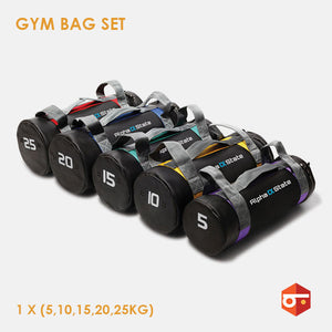 Gym Bag Set
