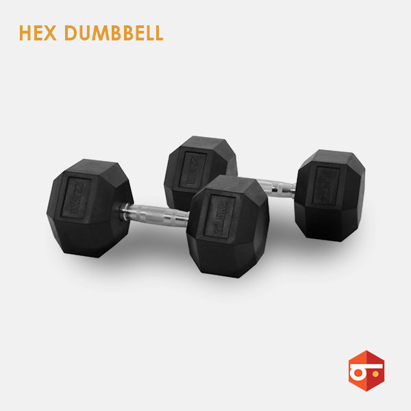 New Hex Dumbbell Pairs