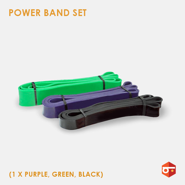 New Power Band Set