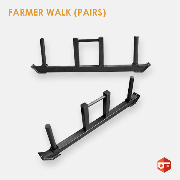New Farmer Walk (pairs)
