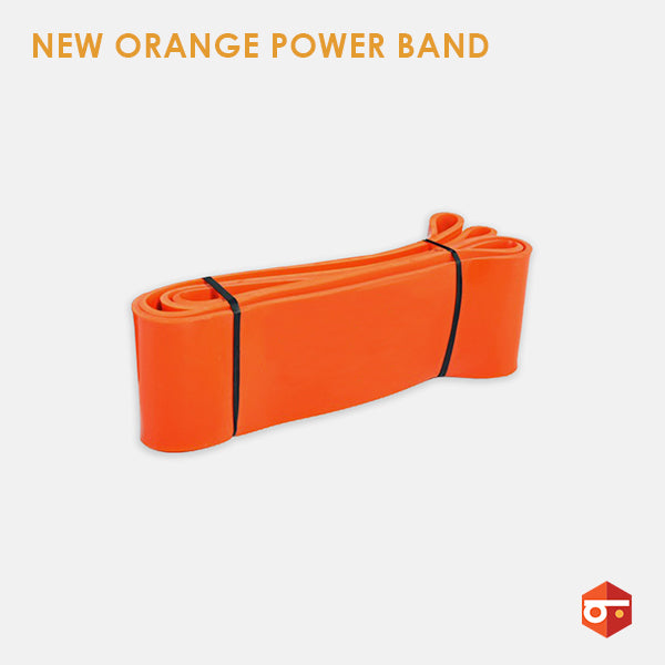 New Orange Power Band