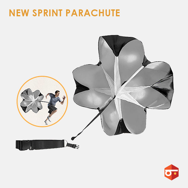 New Sprint Parachute