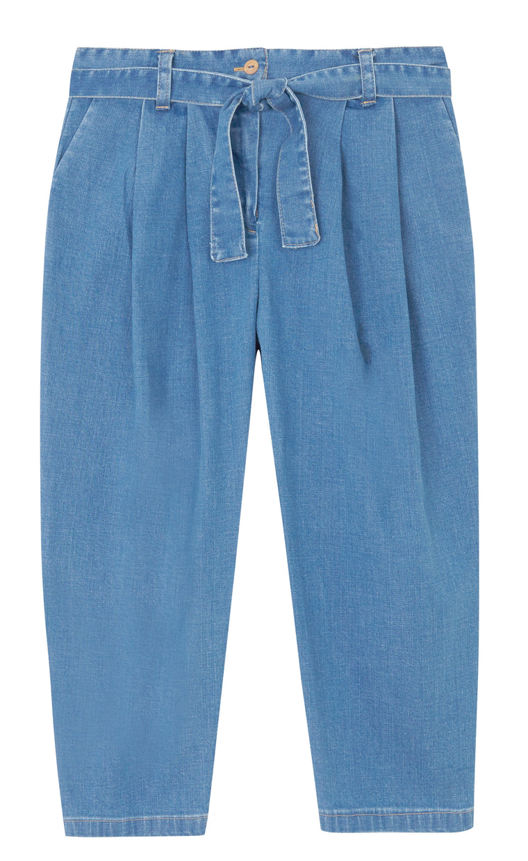 Denim Trouser