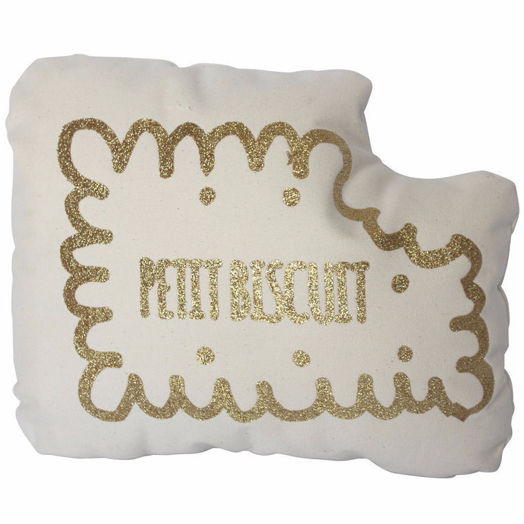 ANNABEL KERN Glitter Cushion