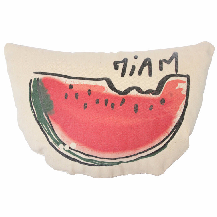 ANNABEL KERN Watermelon Cushion