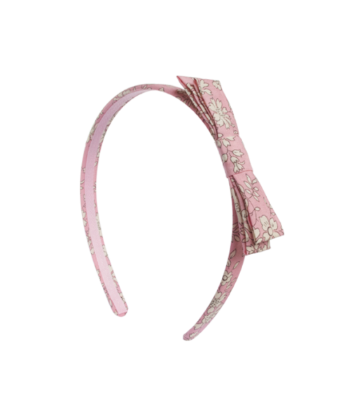 LUCIOLE ET PETIT POIS Capel Rose Hairband