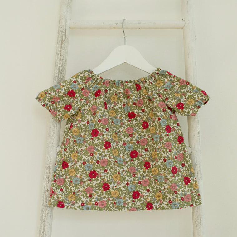 LITTLE CLOTH SHOP Meadow Blouse
