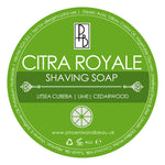 Citra Royale Tallow Shaving Soap