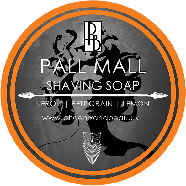 Pall Mall Tallow Shaving Soap