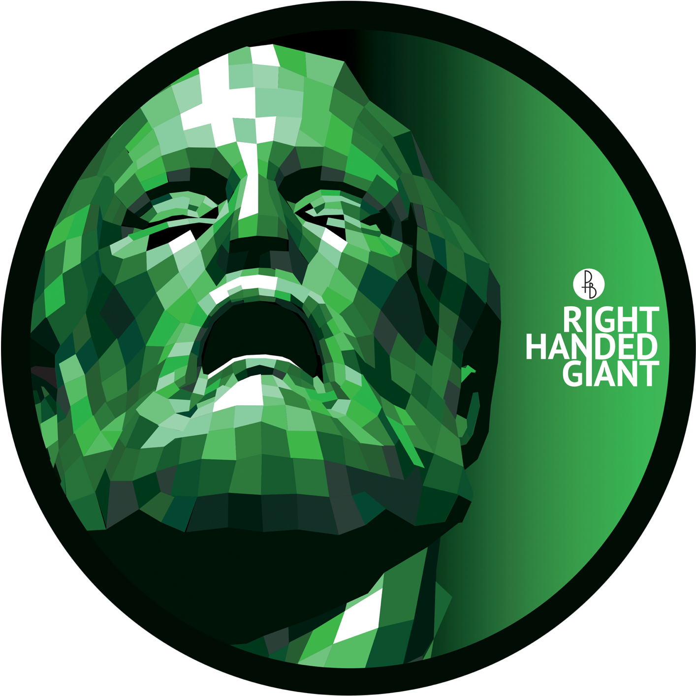 Right Handed Giant. Shaving Soap (Limited Edition)