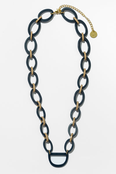 N°2 Midnight Blue Necklace