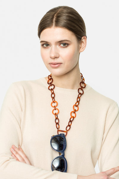 N°4 Orange Crush Necklace