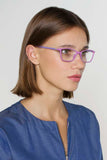 Frankie Classic Reading Glasses - Lilac & Lavender Purple
