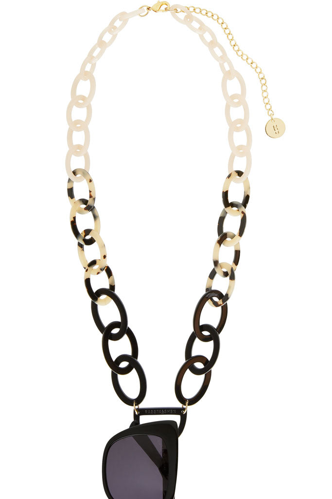 Original D Necklace - N°3 Fading Light Tokyo Glasses Chain