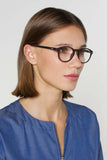 Devon Unisex Reading Glasses - Tortoiseshell