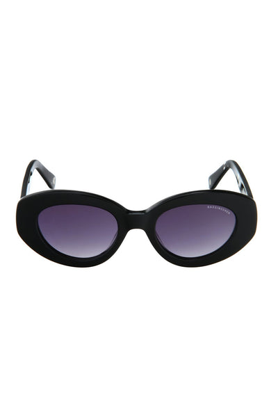 Audrey Black Sunglasses