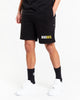 OG Splitter Shorts - Black/Ice/Gold