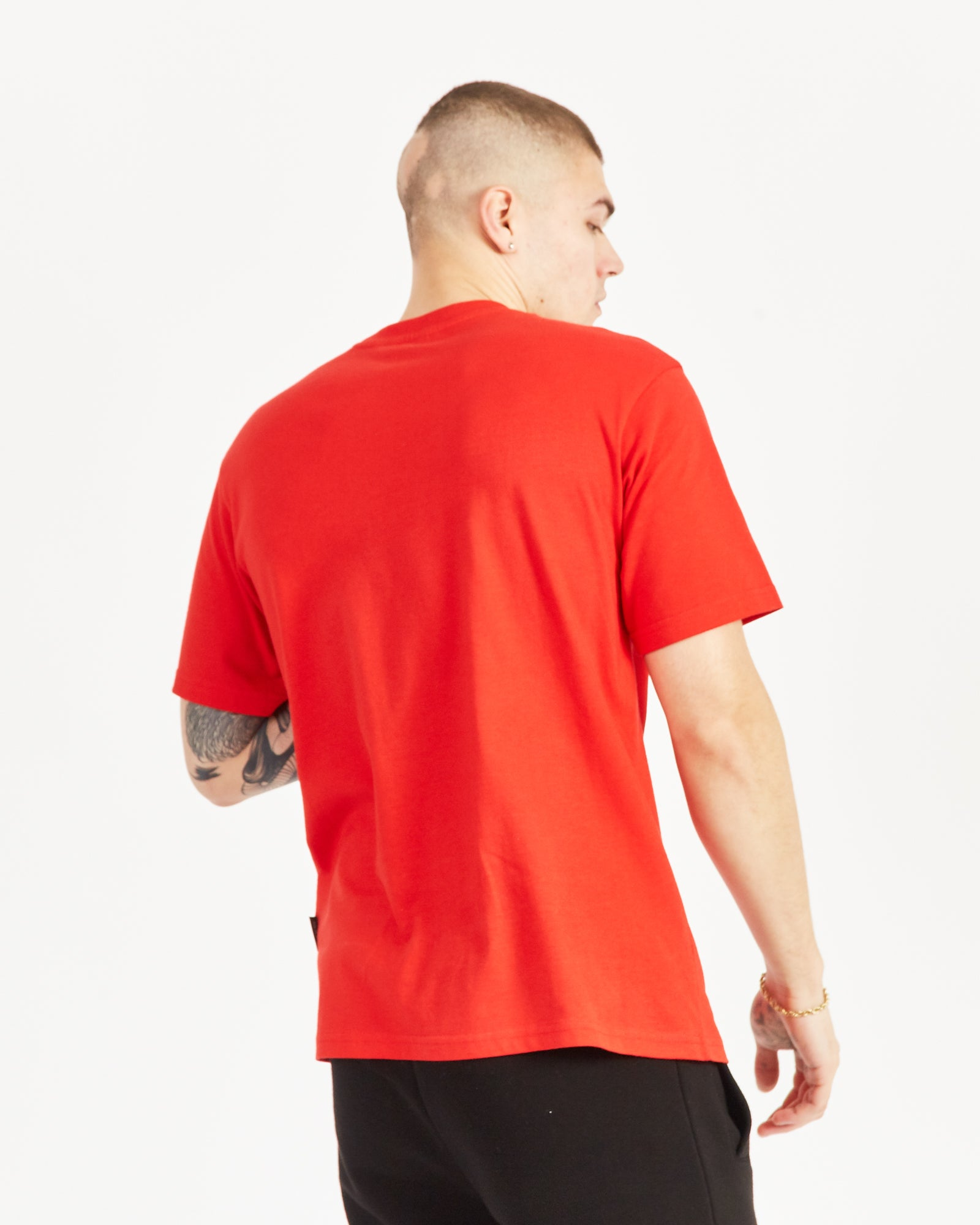 OG Core T-Shirt - Red/White
