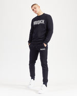 OG Core Sweat - Navy/White