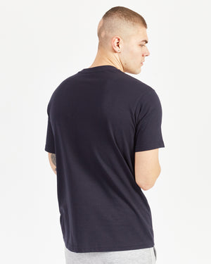 OG Core T-Shirt  Navy/White