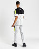 OG Panel V2 T-shirt - Grey/Black/Lime