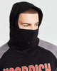 OG Vision Face Mask Hoodie-Black/Red