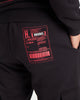 OG Express Cargo Joggers  - Black/Red/White