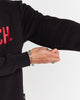 OG Core Sweatshirt - Black/Red