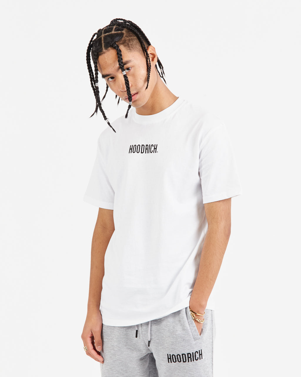 OG Small Logo T-shirt  White/Black