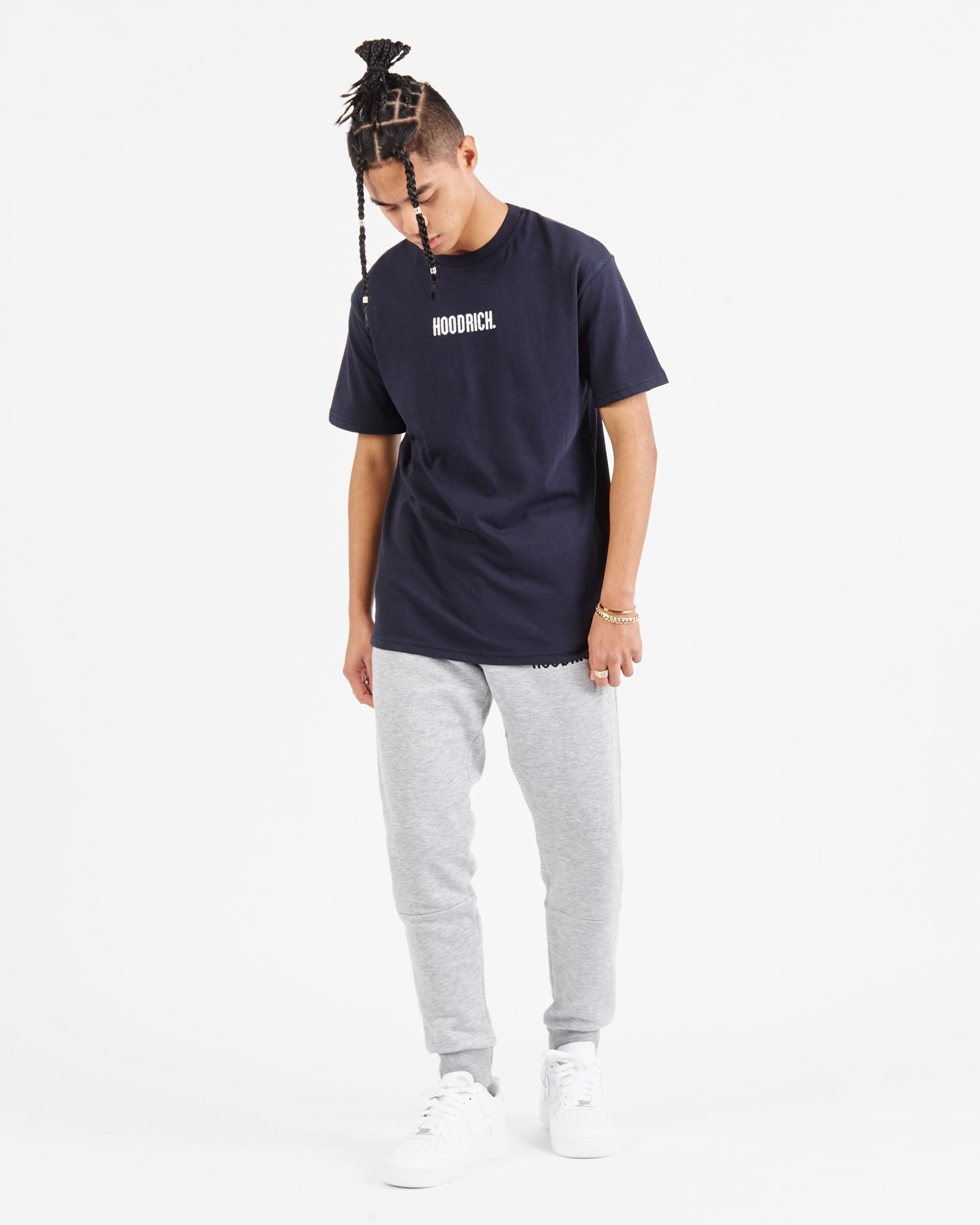 OG Small Logo T-shirt  Blue/White