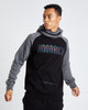 OG Vision Hoodie- Black/Dark Grey/Iridecent