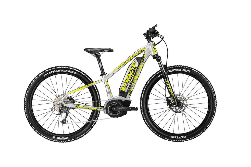 Bicicletta Elettrica Whistle MTB Youth Lite PW KID - 2020
