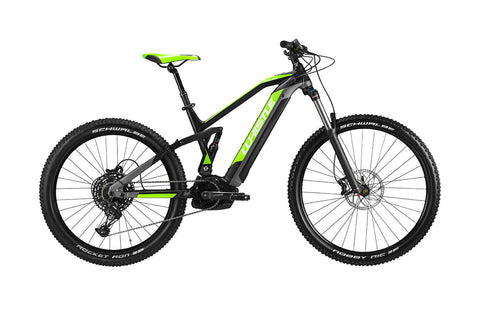 Bicicletta Elettrica Whistle MTB B-Rush All Mountain S - 2020